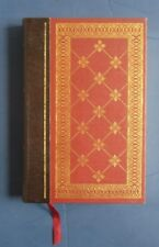 The Red and the Black by Stendhal Franklin Library HC 1981 VG