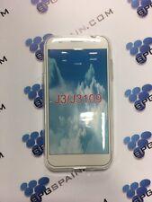 Funda transparente TPU para Samsung J3 2016 con cristal opcional ENVIO GRATIS