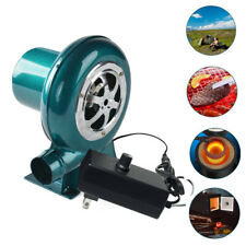 80w Combustion Blower Stove Fire Electric Fan For Barbecue Melting Forge Stove