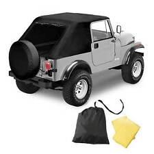 Bache d'urgence Bestop Jeep CJ7, Wrangler YJ