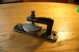 Pulley Wheel Lab Mount Vintage Science Lab Apparatus