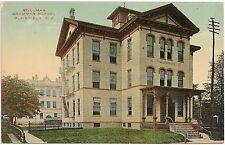 Stillman Grammar School in Plainfield NJ Postcard