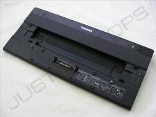 Toshiba Tecra R840-S8419 R840-S8422 R830-1Jk Docking Station Port Replicator