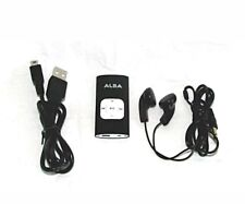 Joblot x3 ALBA 4GB MP3 Player.Black.RRP £99.99 NOW ONLY £24.99