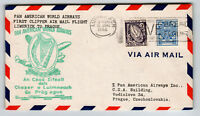Ireland 1946 PanAm FFC Limerick to Prague - Z13028
