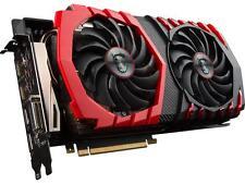MSI GeForce GTX 1080 Ti DirectX 12 GTX 1080 Ti GAMING 11G 11GB 352-Bit GDDR5X PC