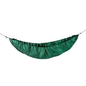 Amazonas Hängematten Kälteschutz Underquilt grün blau