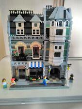 Lego Green Grocer 10185 Modular Building Set