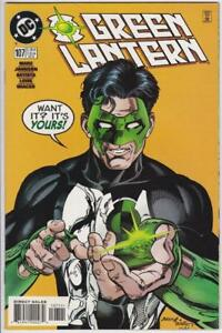 a2 - Green Lantern #107  - 1998 - DC