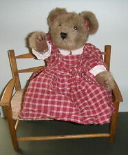 "Boyds Bear The Archive Series Plush Stuffed 13"" 1990-99 Poseable Genuine"