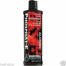 Brightwell PhosPhat-E 250ml Liquid Phosphate Removal Free USA Shipping