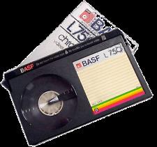 RIVERSAMENTO Videocassette Betamax su DVD