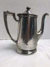 Vintage International Silver Co. . The Madison hotel pitcher