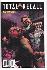 High Grade Dynamite, Total Recall No. 1, 2011, NM, 9.2 or Higher