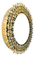 specchio retroilluminato anni 60 produzione palwa design ernst palme vintage