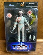 Infiltrator Flynn Disney Tron Action Figure New Nib Diamond Select Toys 2019