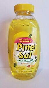(1) Pine-Sol Multi-Surface Cleaner 10.75 oz Lemon Fresh Concentrate