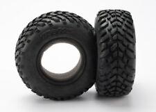 NEW Traxxas 5871R S1 Slash Tread Racing Tires SLH/SLH 4x4 (2) *SHIPS FREE*