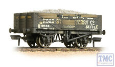 37-039 OO 5 Plank Wagon Helwith Bridge Road Stone Quarry with Load Weathered