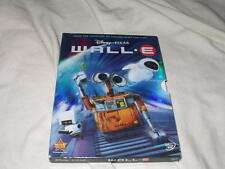 Wall-E (DVD, 2008) Pixar Walt Disney Animation w/Burn-E Presto Short Films