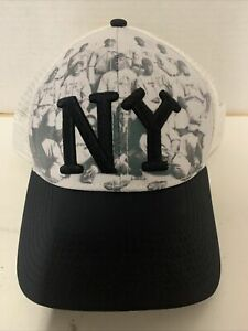 NLBM Negro Leagues Legends Cap New York Black Yankees The Game NWT