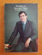 Studies In Second Peter, Richard W. De Haan