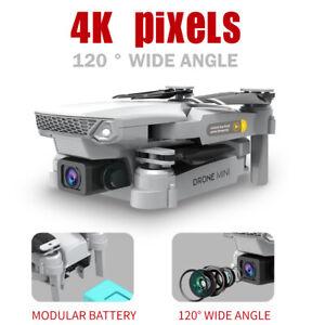 2021 RC Drone 4k 6k HD Wide Angle Camera WIFI FPV Drone Dual Camera Quadcopter