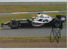 Pedro De La Rosa McLaren MP4-21 F1 Season 2006 Signed Photograph 17