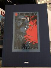 """TT Blueberry """" Le Bout de la Piste """"  Giraud Charlier ss Coffret Neuf"""