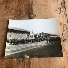 photo ancienne presse N614 roi de gréce