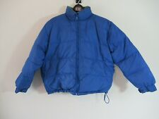 Ralph Lauren Down Reversible Puffer Coat Mens Size Large