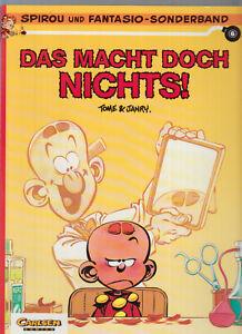Spirou Sonderband Nr. 1-6 Carlsen Verlag 4x (0-1/1)-( 1 ) 2x (1-2)