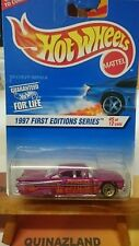 hot wheels  1997 série First Edition 1959 Chevrolet Impala collector 517 (9987)
