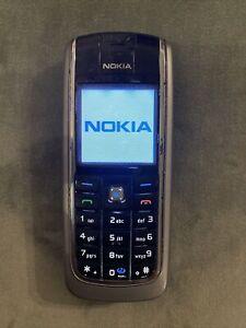 Nokia 6021 - Black (Vodafone) Basic Mobile Phone