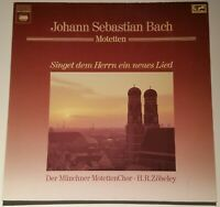 Bach Singet dem Herrn ein neues Lied Zöbeley Eurodisc Digital 207815-425