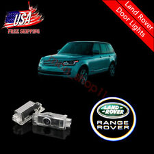 For Land Rover Discovery Range Rover Projector Ghost Shadow Lights Door Logo