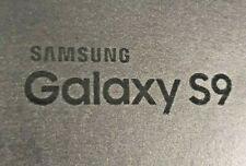 Samsung Galaxy S9 - 64 Go - Noir (Double SIM)