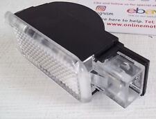 VW TRANSPORTER T5 + T6 - SIDE LOADING DOOR STEP LIGHT UNIT WITH BULB NEW GENUINE
