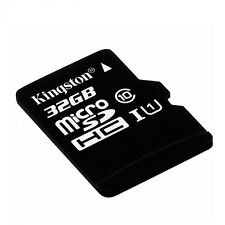 Kingston 32GB MicroSDHC Card Class 10,Memory Card for Smart Cell Phones