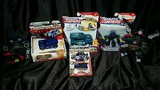 !SUPER SALE! Transformers cassettes animated soundwave soundblaster lot