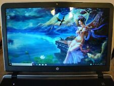 "HP 17-g121wm 17.3"" Pavilion A10-8700P 1.8/3.2GHz 8GB RAM 1TB HD Drive Win 10"