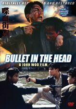 bullet in the head - Hong Kong RARE Kung Fu Martial Arts Action movie - NEW DVD