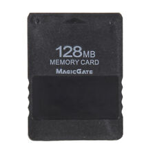 128MB 128M Memory Card Save Game Data Stick for Sony Playstation 2 PS2