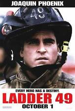 LADDER 49 Movie POSTER 27x40 D John Travolta Joaquin Phoenix Jacinda Barrett