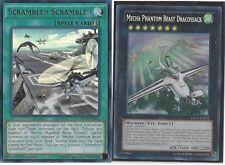 Mecha Phantom Beast 50 Card Lot - Concoruda - Dracossack + Bonus - Yugioh