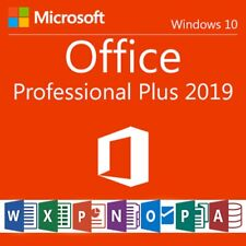 🔥MICROSOFTOFFICE 2019 PRO PLUS🔥PC 🔐 LIFETIME LICENSE KEY 🔥 FAST DELIVERY