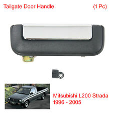 Rear Tailgate Back Door Handle Chrome For Mitsubishi L200 Strada 1996 - 2005