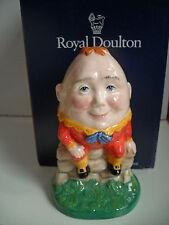 Royal Doulton grandes Humpty Dumpty en caja de edición limitada