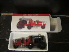 Reader's Digest HO Scale diecast 1914 Knox-Martin Fire Engine in box