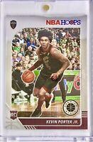 2019-20 NBA Hoops Premium Stock Kevin Porter Jr. Prizm Rookie Card RC Rockets 🚀